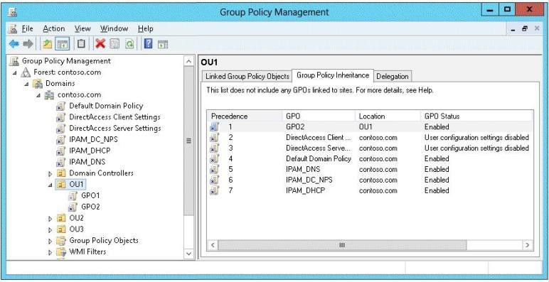 windows server 2012 active directory interview questions and answers pdf